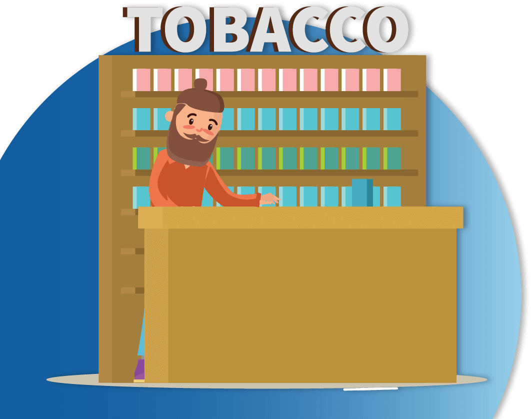 Enhance Tobacco Shopping Experience with our pos for cigarette and tobacco store