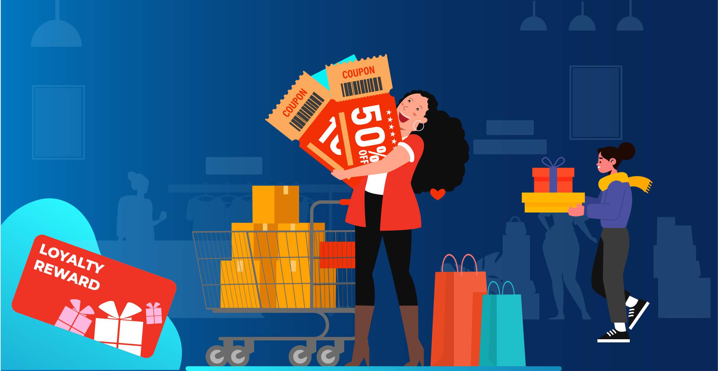 Ftx loyalty program for b2b customers