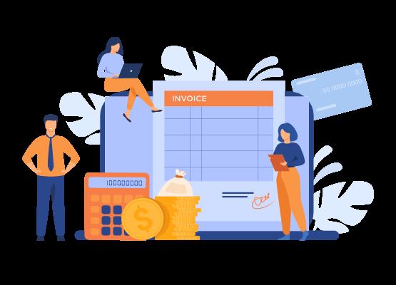 Manage Payrolls retail pos accounting software
