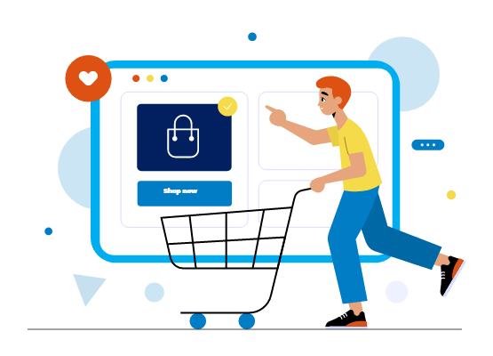 web and mobile development solutions for eCommerce Industries