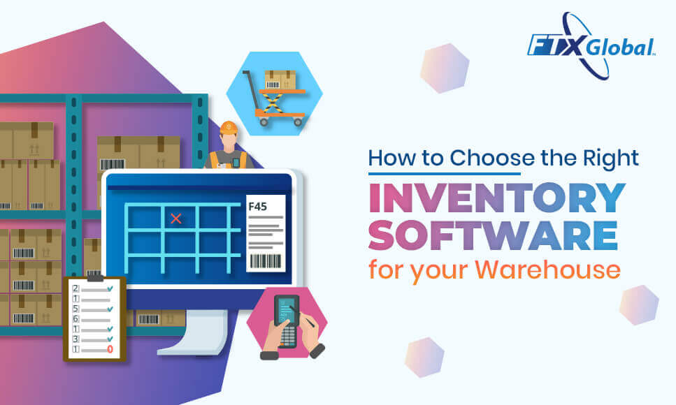 How to Choose the Right Inventory Software for your Warehouse