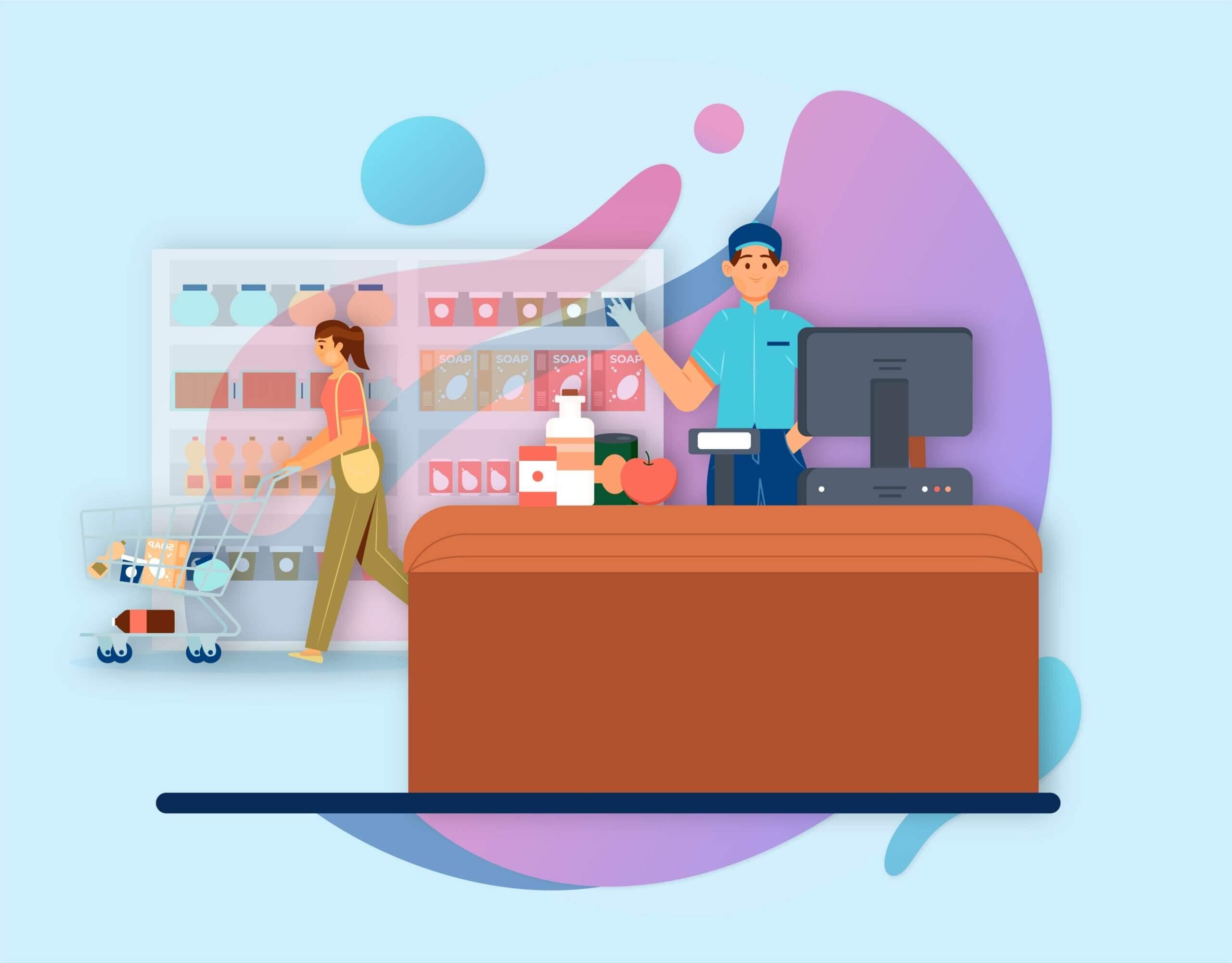 Convenience Store POS Suite