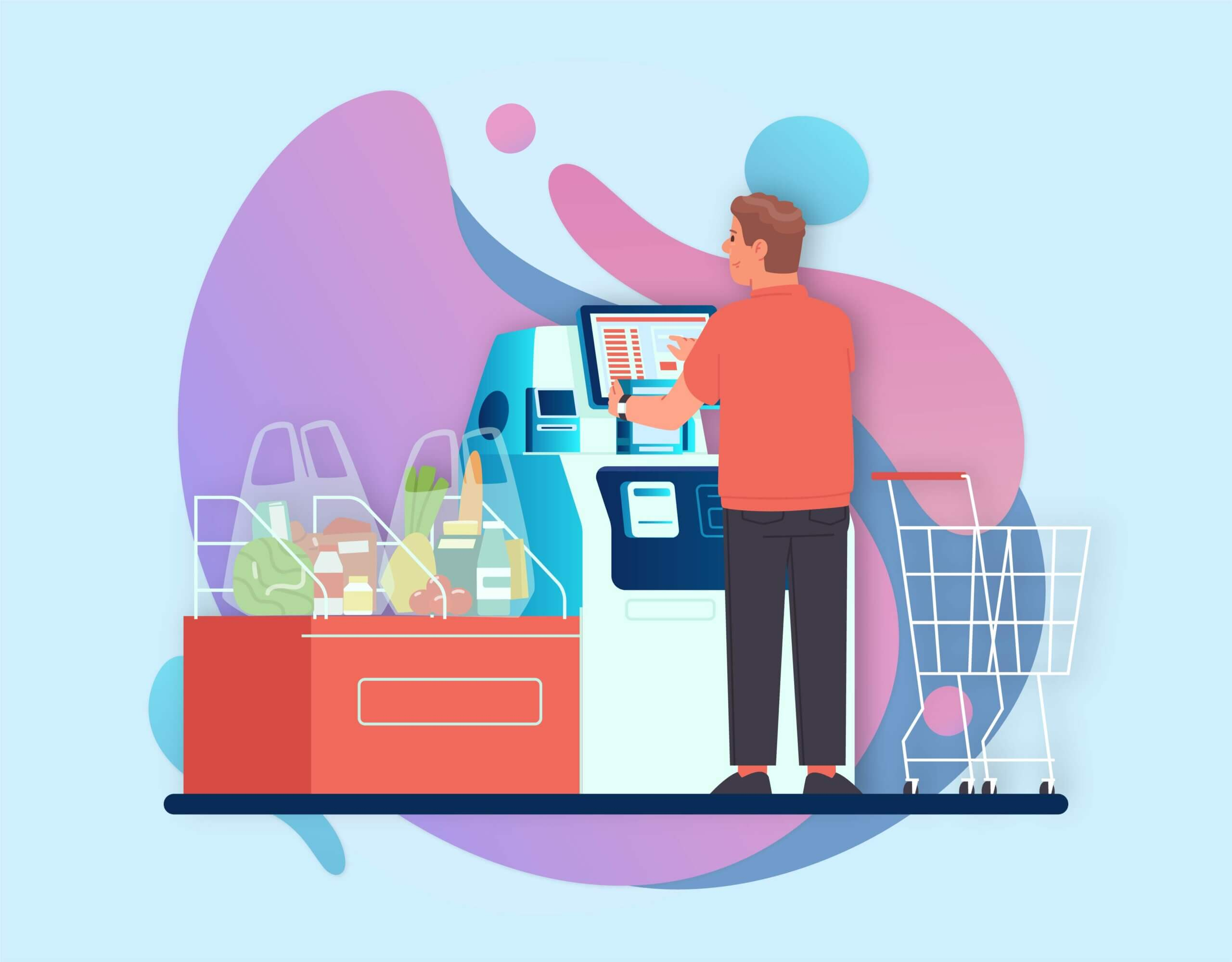 Cost-Effective POS for Grocery Stores