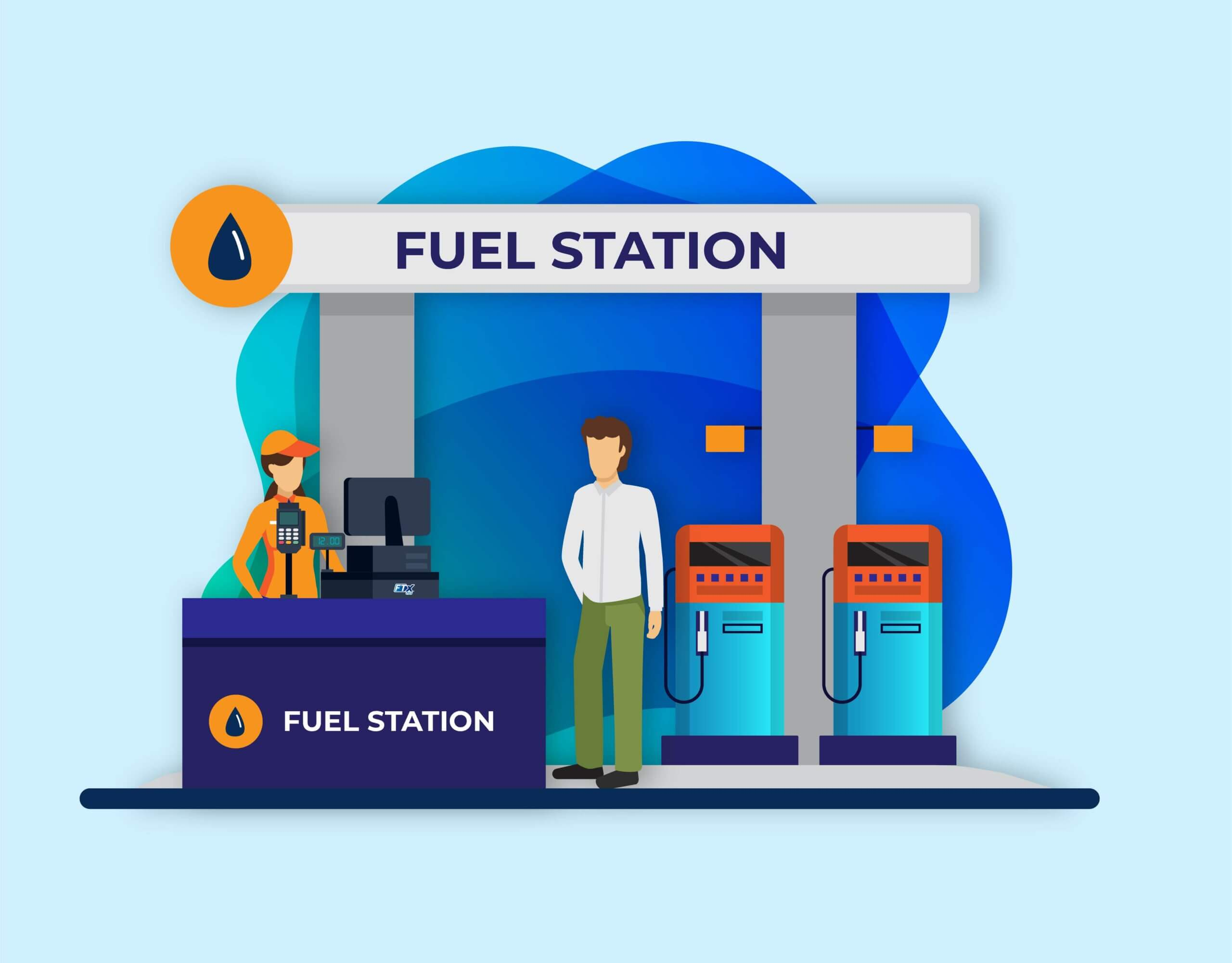 Manage Everything with Our Fuel Retail POS System