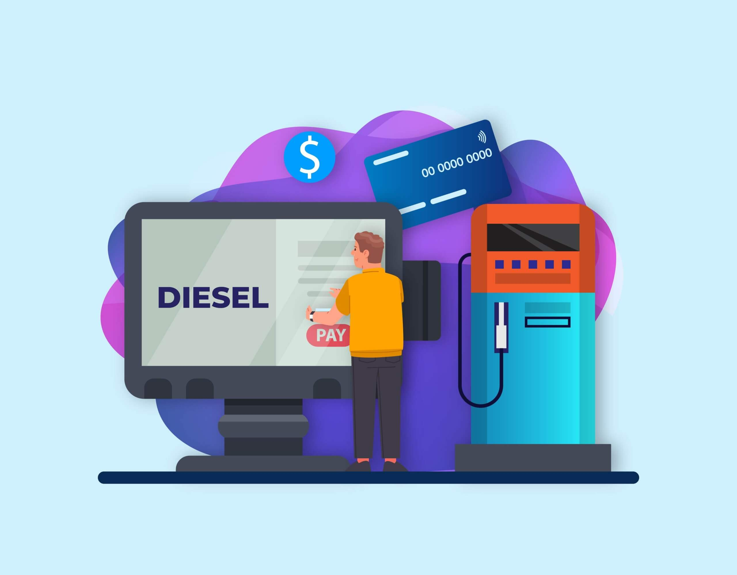 Self-Checkout Technology with Fuel Retail POS